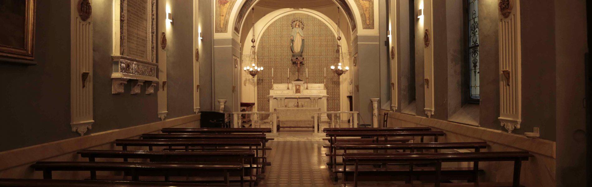 cappella dell'immacolata alfieri carrù torino